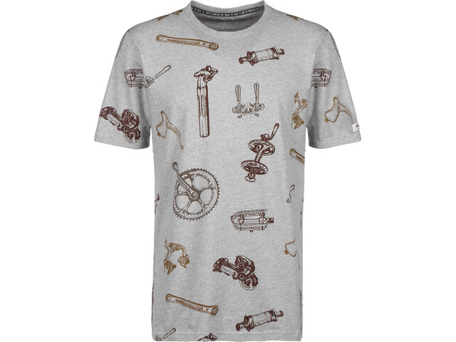 Maloja FlavioM T-Shirt Men grey melange